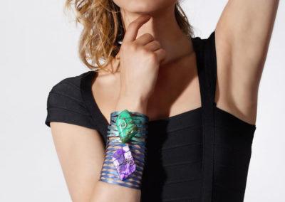 dubhe - chryspoprase bracelet pic4