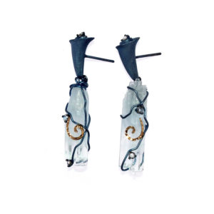 Orsa Maggiore Jewels - Dubhe collection - earrings