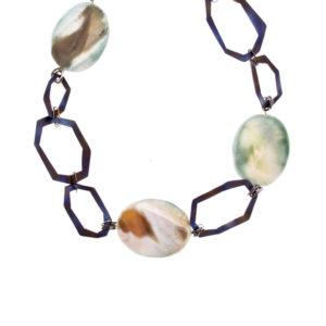 merak - agate necklace pic1