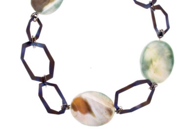 merak - agate necklace pic1