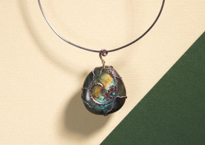 merak - labradorite necklace pic3