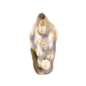 mizar - mother of pearl pendant pic1
