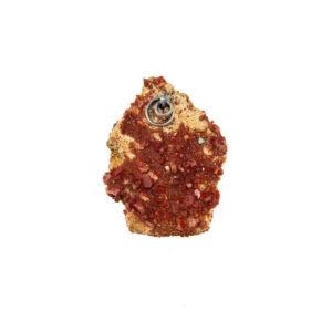 mizar - vanadinite pendant pic1