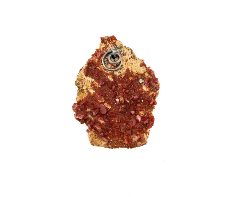 vanadinite pendant