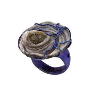 mizar - agate ring pic1