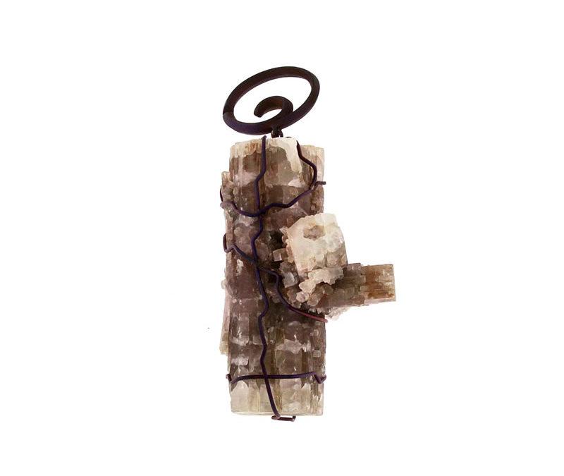 corundum pendant