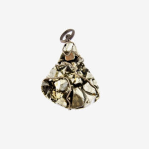 mizar - pyrite pendant pic2